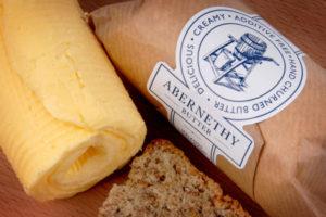 Claridge's deal for Abernethy Butter