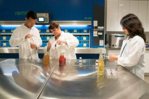 Blue Pacific expands laboratory for flavour