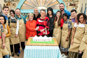 The Great Dairy Bake Off