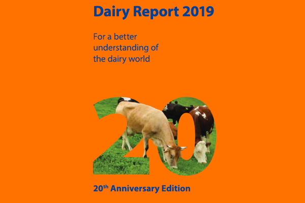 IFCN Dairy Report 2019 looks at the last 20 years
