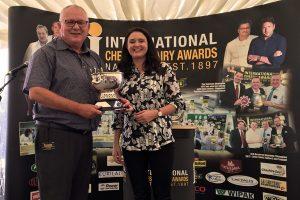 Ruby receives BCB Industry Award