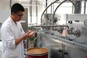 Palsgaard's pilot margarine plant in Singapore