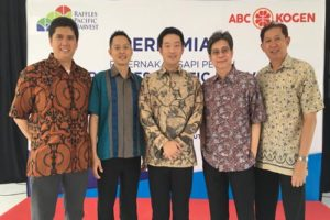 Indonesia's ABC Group buys milking system