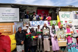 African farmers call for responsible EU policy