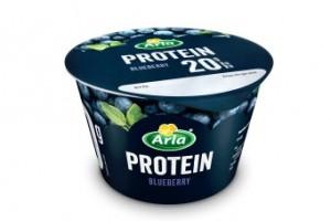 Arla launches Protein yogurt