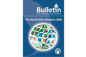 IDF World Dairy Situation 2018 report launched