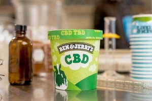 Ben & Jerry's planning CBD ice cream
