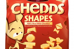 Cathedral City Chedds throws shapes