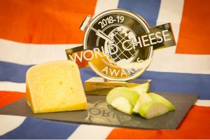 Fanaost from Norway crowned World Champion Cheese 2018