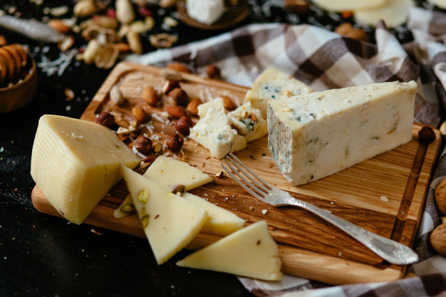 A cheese board or two