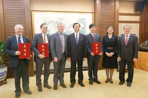 CAAS, UCD and Teagasc to form China-Ireland Sustainable Dairy Development Centre