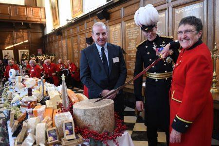 Dairy UK celebrates 60 years of Christmas Cheeses