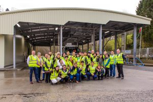 Dairy Partners opens its doors to international trade