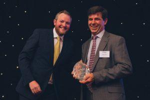 Dairy farmer scoops dairy industry award