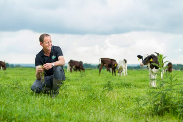 Arla farmers will use data to accelerate journey to carbon net zero dairy