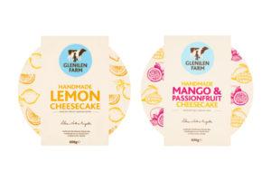 Glenilen Farm launches cheesecake range into Sainsbury's