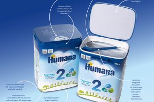 DMK redesigns Humana packaging