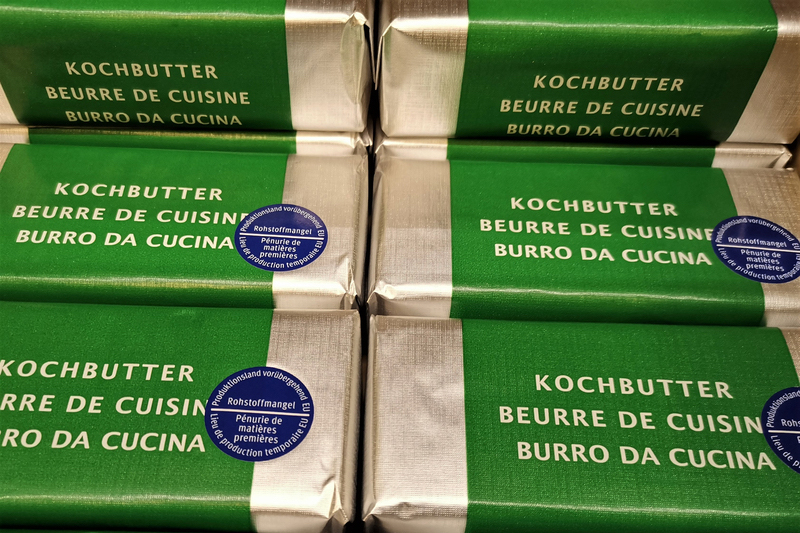 'Tis the season for butter shortages