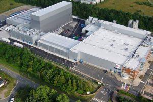 Müller expands yogurt plant in UK