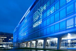 Nestlé signs on with blockchain platform