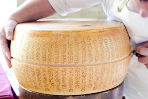 Parmigiano Reggiano reports 2018 production and exports