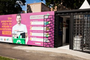 SIG promotes recycling in Brazil