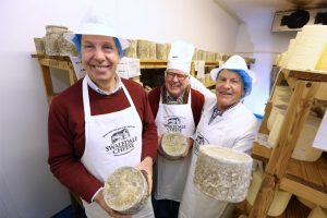 Yorkshire entrepreneurs revitalise Swaledale cheese company