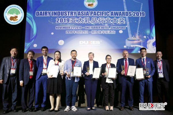 Dairy innovators recognised at DairyAP Summit 2019 awards