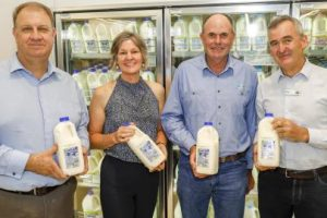 Woolworths to increase milk prices to help Australian dairy industry