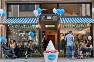 Yogurt tops in Germany